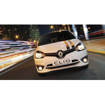 Renault Clio Mio 5 P 0km Antic $ 30.000 Y Cuotas S/ Interés