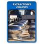 Extractor Eólico De Aluminio 24
