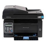 Impresora Multifunción Pantum M6550nw Con Wifi 220v Negra