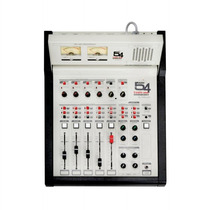 Consola De Radio 4 Canales + Hibrido Modelo Mix 54
