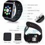 Smartwatch W8 Reloj Gsm Micro Sim , Android, Iphone,samsung