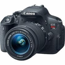 Canon T5i Rebel Kit 18-55 700d Full Hd Reflex Camara Gtia