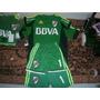 Camiseta +short Barovero Niño Verde Mangas Cortas.