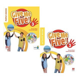 Give Me Five 3 - Pupil´s And Activity Book - Macmillan