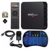 Convertidor Smart Tv Box Android Mini Pc Netflix Con Teclado