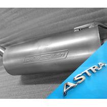 Caño De Escape Cañossilen Equipo Completo Para Astra 2.0