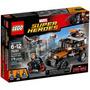 Lego Super Heroes Crossbones Hazard Heist Civil War