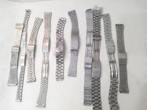 Mallas De Relojes Pulsera Para Repuestos Sin Marca 1