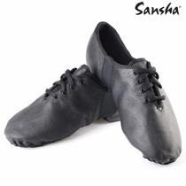 Zapatillas De Jazz Marca Sansha Modelo Tivoli