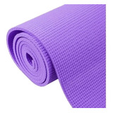 Mats Yoga Colchonetas Pilates Fitness 170 Cm X60 Cm X4 Mm