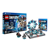 Ps4 Lego Dimensions Starter Pack Fact A-b