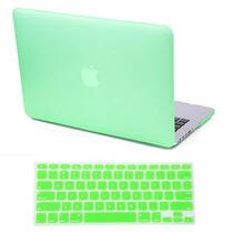 Hde Macbook Pro 13-pulgadas Retina Case Con Cubierta De Tecl