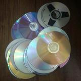 Cds Cd Cd's Dvd Dvds Para Reciclar Pintar Decorar 2$ C/u