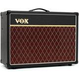 Amplificador Valvular Para Guitarra Vox Ac15 C1