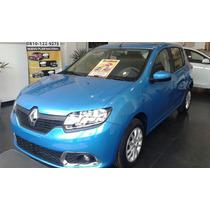 Nuevo Renault Sandero Credito Nacional Retira Rapido