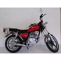 Suzuki Gn 125 0km Creditos En El Acto Dbmmotos