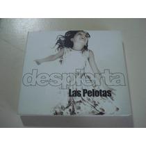Las Pelotas - Despierta - Edicion Limitada Cd + Dvd