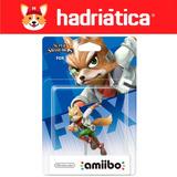 Amiibo Fox Super Smash Bros - Nuevo - Sellado - Hadriatica