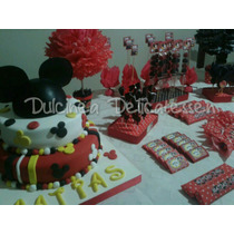 Candy Bar, Mesas Dulces Infantiles, Cupcake, Sourvenirs