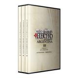 Algo Habran Hecho Por La Argentina I Ii Iii Dvd