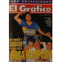 Grafico 3820 Boca Juniors Campeon 1992