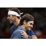Entrada Roger Federer Del Potro. 20/11 . Platea Alta O