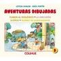 Aventuras Dibujadas 3 - Uhalde/ Fortin - Colihue