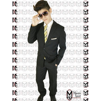 Promo # Ambo+camisa+corbata+cinto De Regalo (envio Gratis)