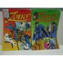 2 Revistas Del Zorro Antiguas Del Año 1987