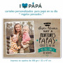 Dia Del Padre - Hermosos Carteles Personalizados Para Papá