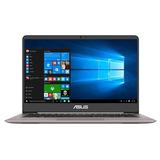 Notebook Asus Zenbook Ux 410 Core I3 7100 4gb 1tb 14 W10 Fs