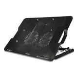 Base Para Notebook Noga Ng-s530 Con 2 Coolers 7 A 19 Pulgada