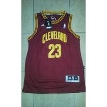 Camisetas N B A - Cleveland - Dama / Niños - #23 James -