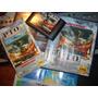 Juego De Sega Genesis.p.t.o..made In Japan.origiginal.manual