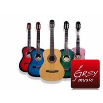 Guitarras Criollas Clàsicas Tamaño Standar Y Niño C/ Funda