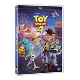 Dvd - Toy Story 4
