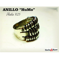 Anillo Boho -plata925- . Unico