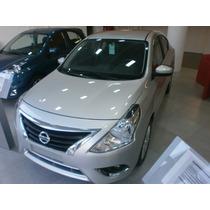 Nissan Versa 1.6 Sense Mt - Oferta, Descuento Taikki Autos