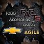 Panel De Puerta Original Chevrolet Agile Y Mas...