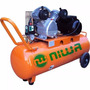 Compresor De Aire 2,5hp 100 Lts Niwan A Correa