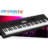 Teclado Casio Ctk3500 5 Octavas 61 Teclas T/ Piano Sensitivo