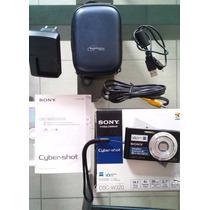 Camara Digital Sony Dsc-w320 14mp Cyber Shot Carl Zaiss