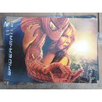 Poster Reproduccion Pelicula Spiderman 2 Hombre Araña
