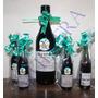 Mini Botella Personalizada Fernet Branca X 12 Unid