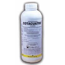 Cotacuatro Herbicida, Control Clavel Del Aire, Fumigacion