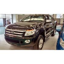 Ford Ranger Xlt 3.2 Cd Anticipo $100.000.- Y Cuotas En Pesos