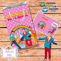 Bolsitas Golosineras Topa Junior Express Nena Personalizadas