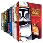 Star Wars: The Clone Wars - Temporadas Completa (dvd)
