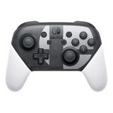 Joystick Nintendo Pro Controller Switch Super Smash Bros Ultimate Edition
