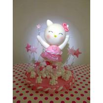 Adorno Para Torta Hello Kitty